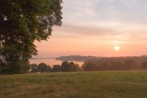 Sunrise near Water