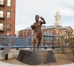 Tony DeMarco Statue