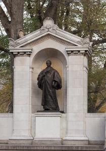 William Ellery Channing Statue