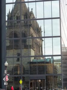 Trinity Church Reflection