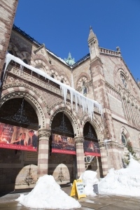 Old South Church Icicles